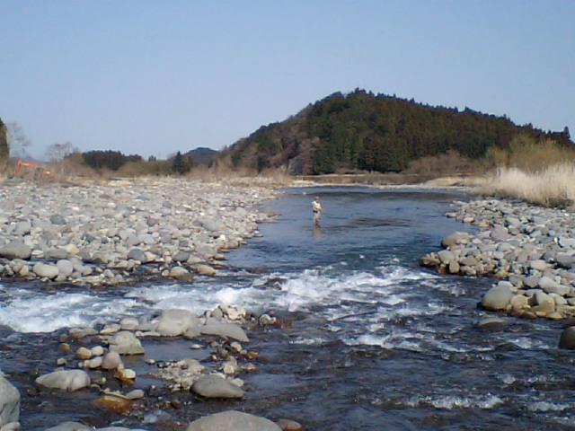 鬼怒川漁協水系